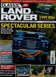 Classic Land Rover Magazine OCT 20 Order Online