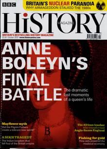 Bbc History Magazine OCT 20 Order Online