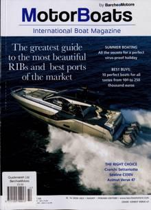 Barchea Motore Magazine NO 14 Order Online