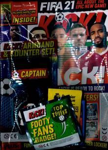 Kick Magazine Issue NO 184