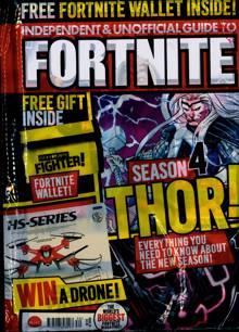 Fortnite World Magazine Issue NO 30