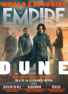 Empire Magazine Issue OCT 20