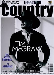 Country Music People Magazine SEP 20 Order Online