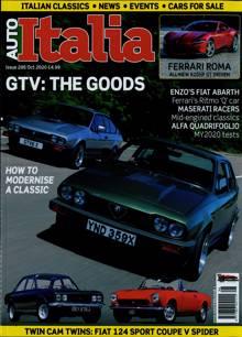 Auto Italia Magazine NO 296 Order Online