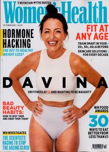 Womens Health Magazine OCT 20 Order Online