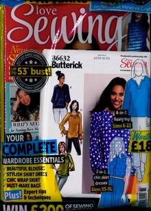 Love Sewing Magazine NO 85 Order Online