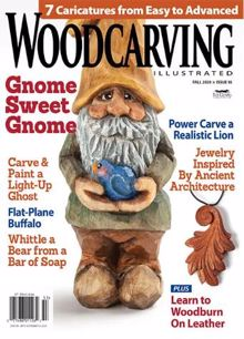 Woodcarving Illustrated Magazine FALL Order Online