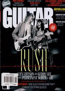 Guitar World Magazine OCT 20 Order Online