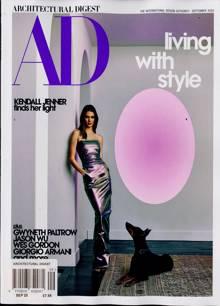Architectural Digest  Magazine SEP 20 Order Online