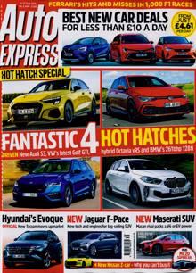 Auto Express Magazine 16/09/2020 Order Online