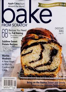Bake From Scratch Magazine SEP-OCT Order Online