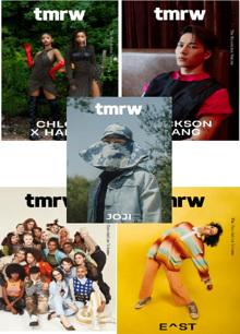 Tmrw Magazine Issue No 38