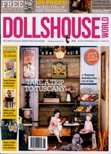Dolls House World Magazine Issue AUG-SEP