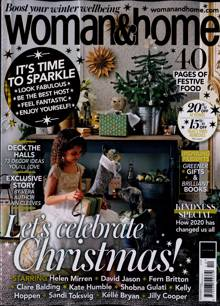 Woman And Home Magazine DEC 20 Order Online