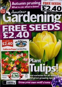 Amateur Gardening Magazine Issue 24/10/2020