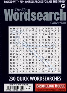 Big Wordsearch Collection Magazine Issue NO 49