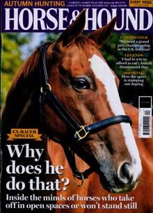 Horse And Hound Magazine 01/10/2020 Order Online
