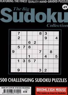 Big Sudoku Collection Magazine NO 49 Order Online