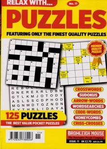 Relax With Puzzles Magazine NO 11 Order Online