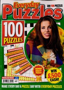 Everyday Puzzles Magazine Issue NO 140