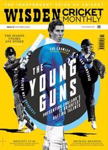 Wisden Cricket Magazine NOV 20 Order Online