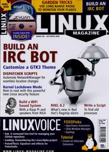 Linux Magazine NO 239 Order Online