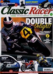 Classic Racer Magazine Issue NOV-DEC