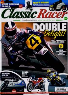 Classic Racer Magazine NOV-DEC Order Online