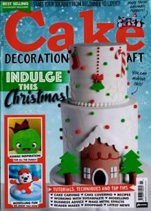 Cake Decoration Sugarcraft Magazine Issue NOV 20