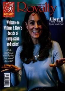 Royalty Magazine VOL27/11 Order Online