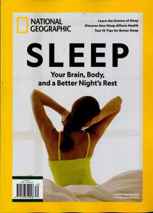 National Geographic Coll Magazine WHY WE SLP Order Online