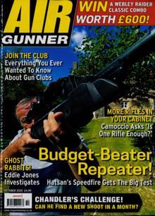 Air Gunner Magazine OCT 20 Order Online