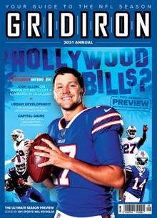 Gridiron Annual Magazine Annual 21 Order Online