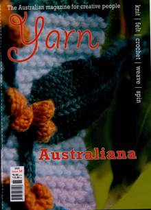 Yarn Magazine Issue 58