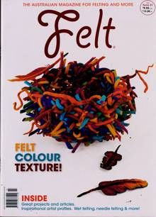 Felt Magazine 23 Order Online