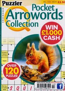 Puzzler Q Pock Arrowords C Magazine NO 142 Order Online