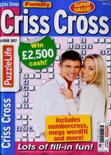 Family Criss Cross Magazine NO 307 Order Online