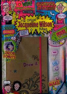 Jacqueline Wilson Magazine Issue NO 176