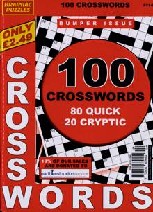 Brainiac Crossword Magazine NO 114 Order Online