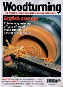 Woodturning Magazine WT348 Order Online