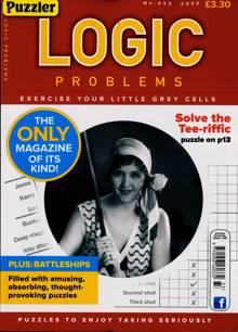 Puzzler Logic Problems Magazine NO 433 Order Online