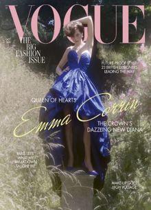 Vogue Magazine OCT 20 Order Online