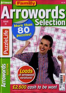 Family Arrowords Selection Magazine NO 31 Order Online