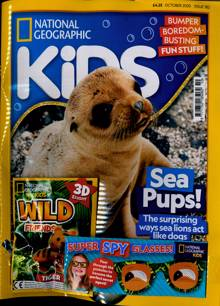 National Geographic Kids Magazine OCT 20 Order Online