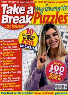 Tab My Favourite Puzzles Magazine OCT 20 Order Online