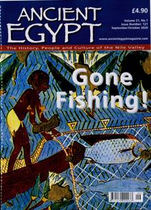 Ancient Egypt Magazine SEP-OCT Order Online