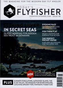 Todays Fly Fisher Magazine NO 8 Order Online