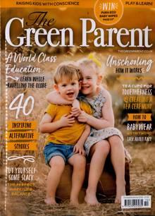 Green Parent Magazine OCT-NOV Order Online