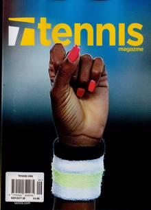 Tennis Usa Magazine SEP-OCT Order Online