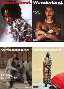 Wonderland Magazine Issue AUTUMN